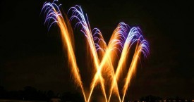 Professional Firework Displays Surrey and Hampshire